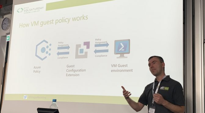 Azure Governance Slides zur SQLSatRheinland Session